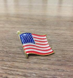 Значок «Флаг США»