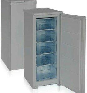 Морозильный шкаф Бирюса