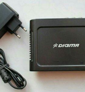 медиаплеер DIGMA HDMP-300.