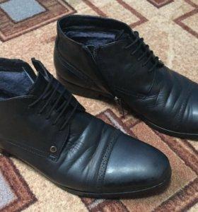 Мужские зимний ботинки.