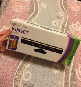 Игровая приставка Microsoft Kinect