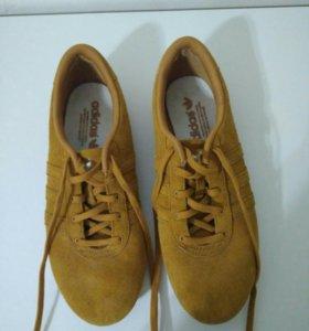 Adidas Замшевые кроссовки 39
