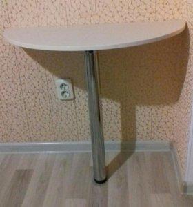 Парикмахерский столик с зеркалом