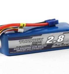 Аккумуляторная батарея новая в упаковке