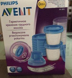 Контейнеры для хранения грудного молока