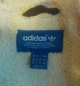 Женская парка Adidas