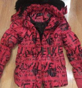 Куртка для девочки 8-9 лет