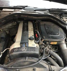 Двигатель Мерседес w140,w124, 3.2л 104 м