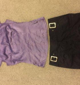Юбки и блузка