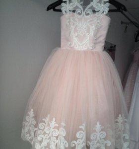 Новое детское платье!!!