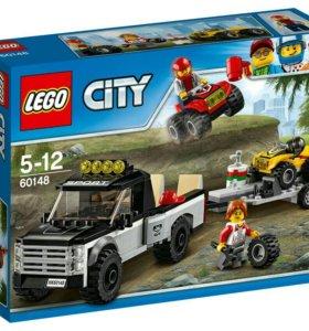 !НОВЫЙ! LEGO CITY 60148