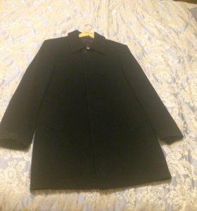Продам пальто мужское б.у.