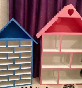 Кукольный Дом и Гараж