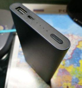 Переносное зарядное устройство xiaomi