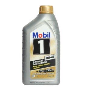 Mobil 1 0w40 1L оригинальное