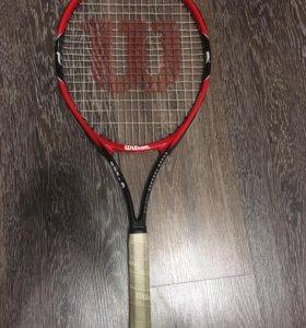 Теннисная ракетка от Wilson
