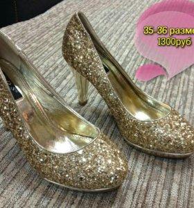 35-36 размер туфли