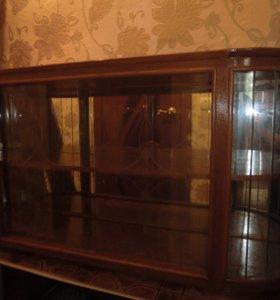 Шкаф - буфет размеры 1.17 х 0.33 х 0.57 м