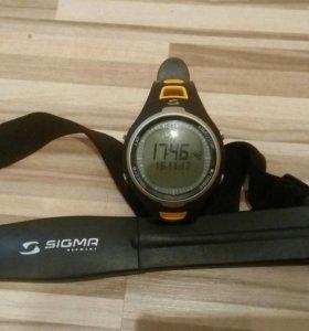 Пульсометр Sigma PC15.11