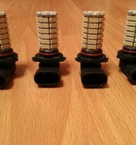 Светодиодные лампы HB3 9005 (2шт), 9006 (2шт)