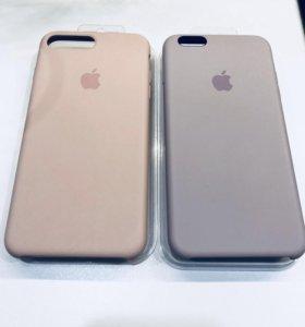 Чехлы Apple 6 Plus и 7 Plus оригинал