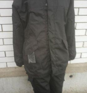 костюм рыбака горка 4 утеплённый