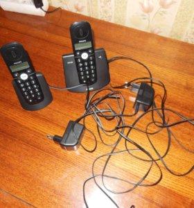3 Радиотелефон Philips CD140