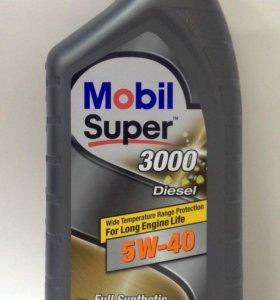 Mobil 3000 5w40 Diesel 1L оригинальное