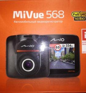 Видеорегистратор MIO 568