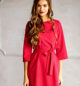 Новое платье Martichelli - фуксия
