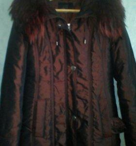 Вещи Куртка женская пуховик