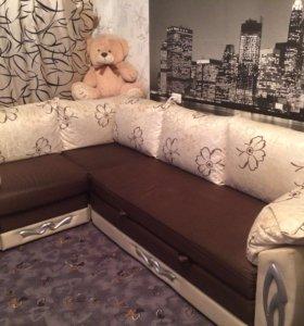 Срочно‼️Угловой диван