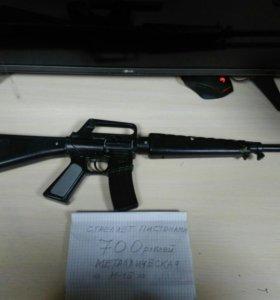 Оружие игрушечное М-16