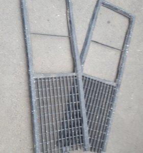 Решетка радиатора на ваз 2106