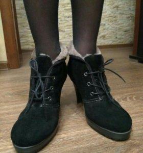 Ботинки зимние Tomaris