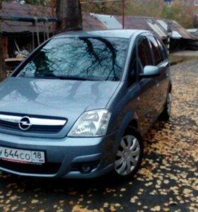 Opel Meriva 1,6 AMT,2007,универсал,пробег 88 000км