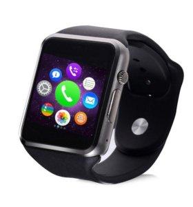 Часы Smart Watch (SIM, microSD)