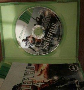 Продам игры для xbox360, FIFA16 и Battlefield 4