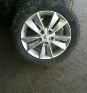 Колеса, шины с дисками