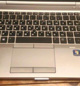 Премиальный HP EliteBook 8470p с SSD