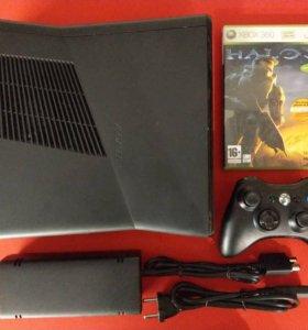 Xbox 360 S Model 1439 250 Гб Black