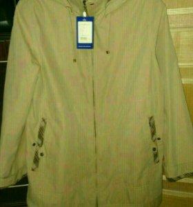 Куртка рр50-52, новая