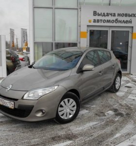 Renault Megane, 2012