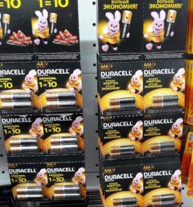 Duracell батареи
