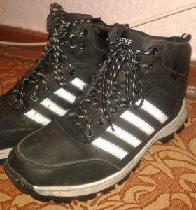 Зимнии кроссовки.