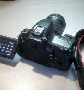 Фотоаппарат Canon 60D 18-135