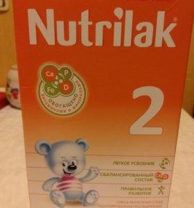 Смесь молочная Нутрилак 2