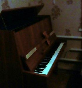 Пианино (Кубань 70х) раритет