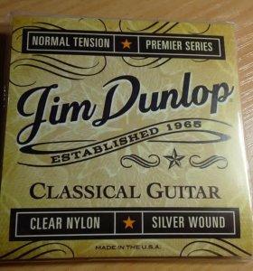 Струны для классической гитары Jim Dunlop