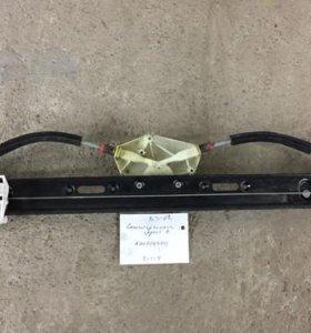 Механизм стеклоподъемника задний левый BMW X3 E83